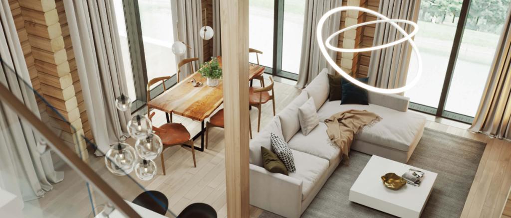 Новые технологии в дизайне интерьера: система умный дома