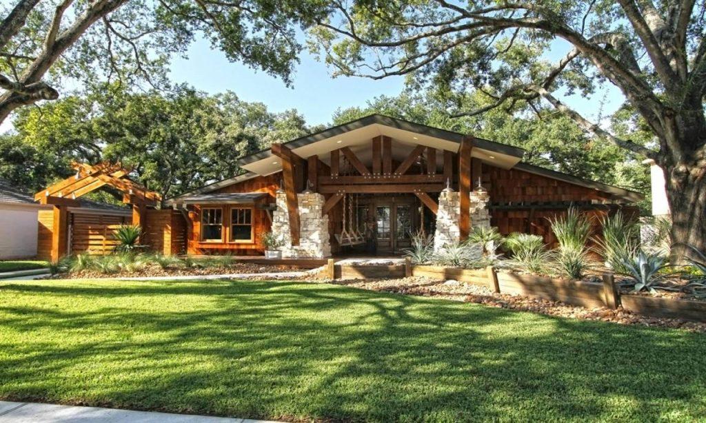 Оригинальные интерьерные решения для коттеджа и загородного дома