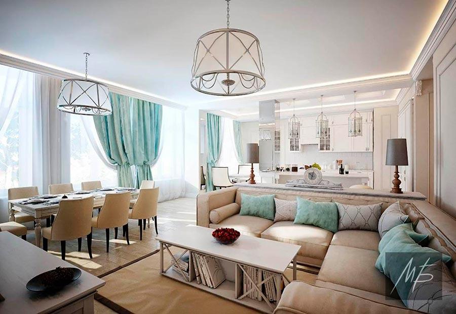 Как сделать гостиную уютнее: 5 советов дизайнеров