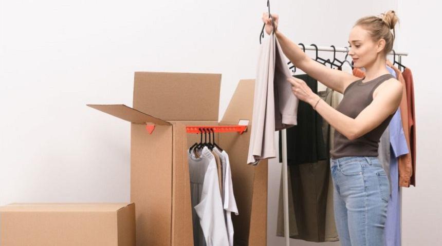 Как организовать хранение вещей после ремонта