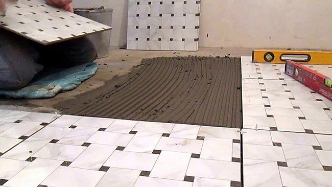 7 вау-идей для укладки напольной плитки