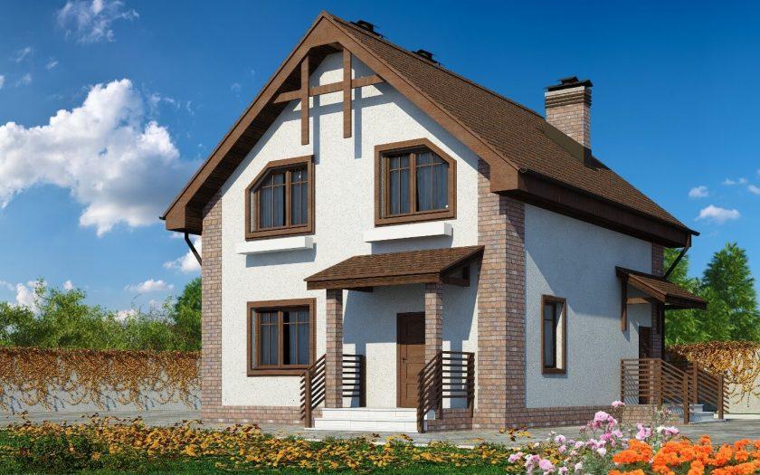 Преимущества строительства домов из газобетона