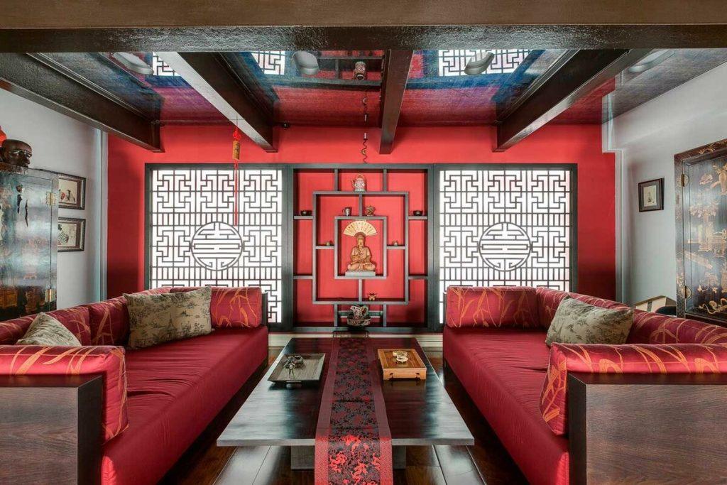 Китайский стиль в интерьере: верность традициям
