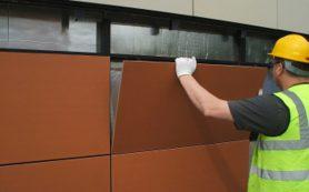Вентилируемый фасад: основы монтажа