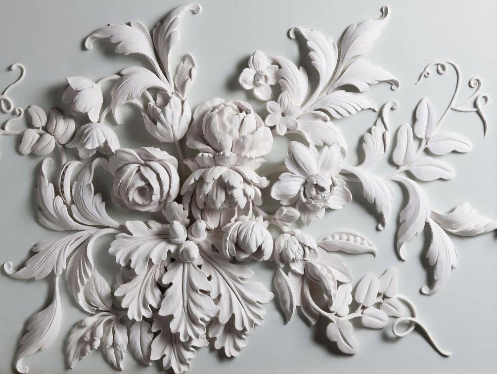 Гипсовая лепнина – роскошный дизайн фасада и интерьера