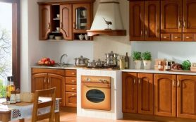 Делаем кухню удобной при помощи моделирования