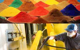 Что такое порошковая краска и для чего она применяется