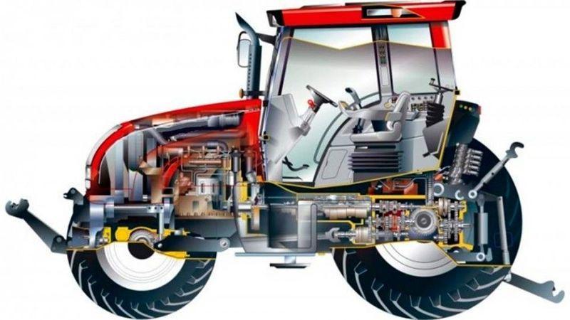 Основные поломки тракторов и запчасти для их ремонта