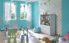 Комната для новорожденного, дизайн и планирование.