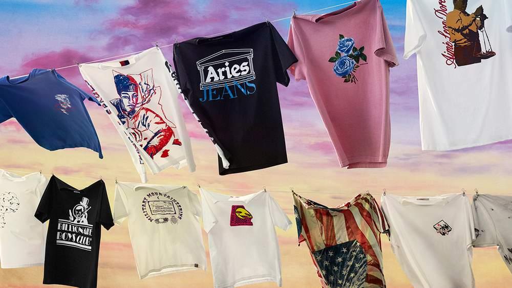 Мужские футболки и их разновидности