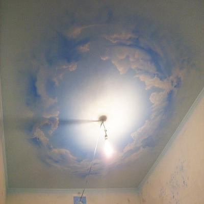 Ремонт детской: солнечная система на потолке комнаты вашего ребенка
