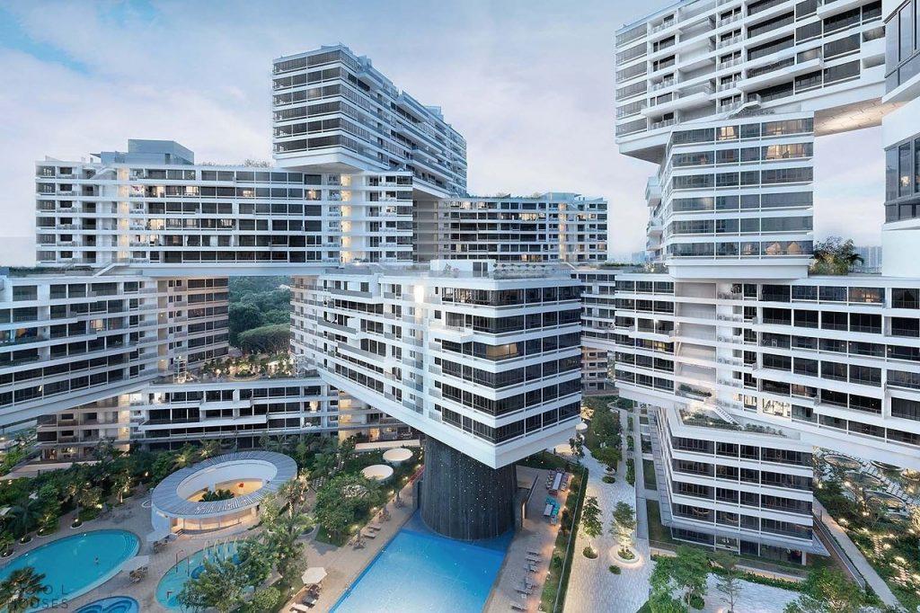 Тимощук Алексей Борисович о приобретении недвижимости в Сингапуре