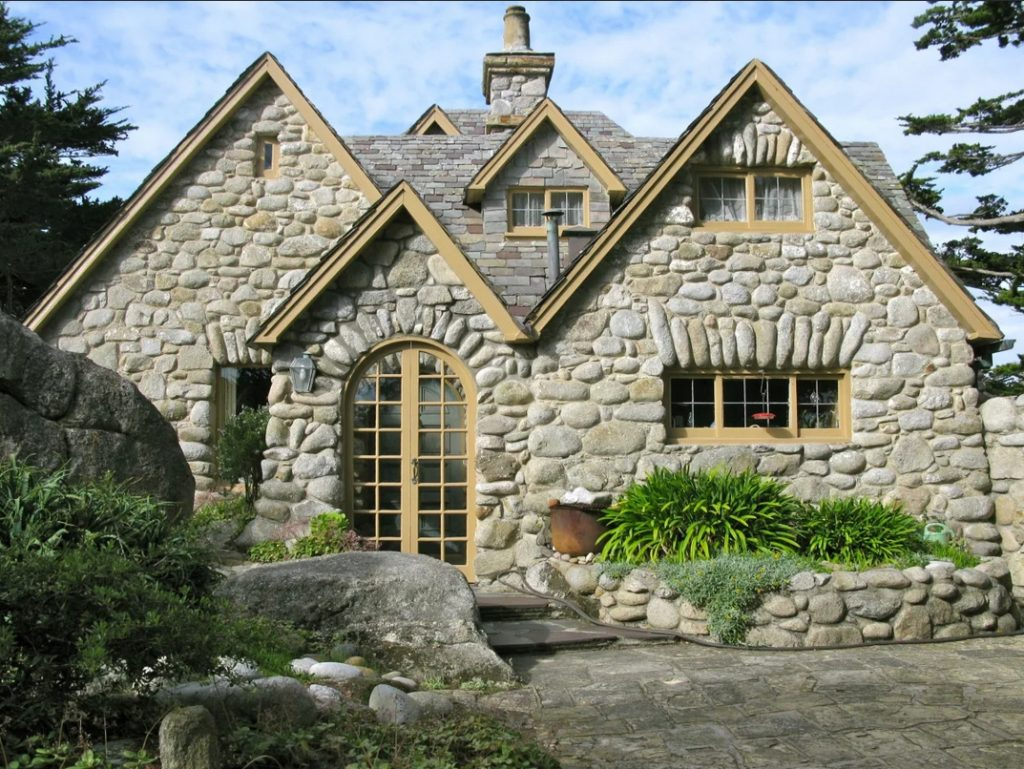 Достоинства каменных домов
