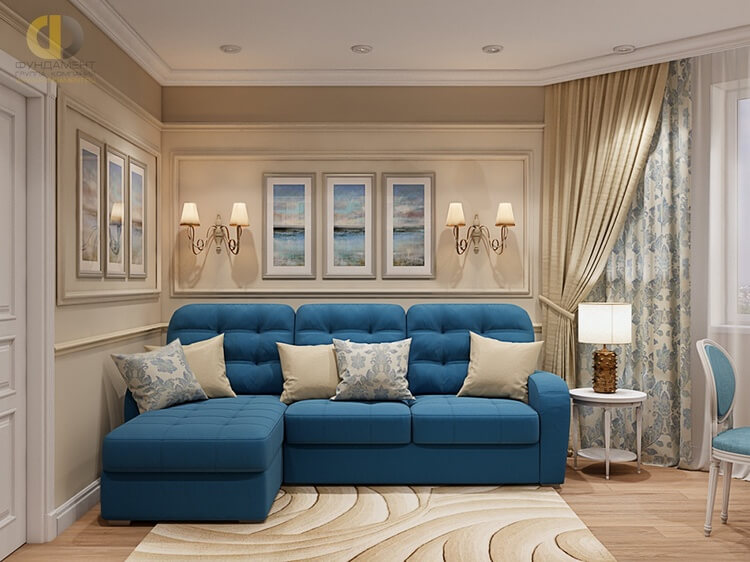 Как выбрать подходящий к интерьеру диван