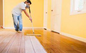 Каким лаком лучше покрывать деревянный пол?