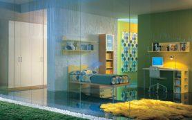 Взрослеем с умом – дизайн комнаты для подростка